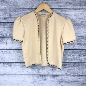 Vintage St. John by Marie Gray Cardigan Sweater